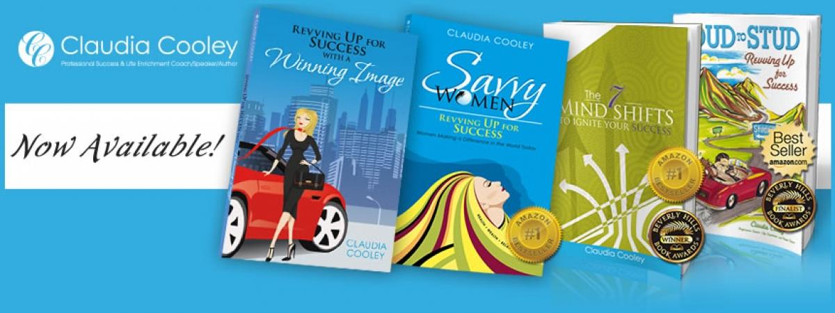 Four books now avaliable!